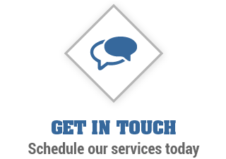 Get in Touch | Schedule our services today